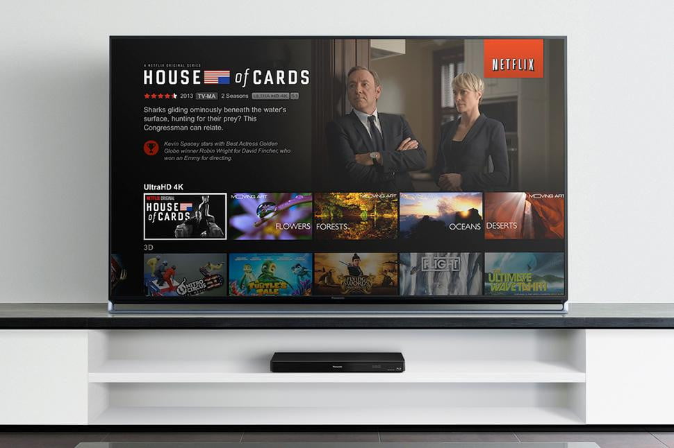 marriott may offer netflix hulu pandora access hotel rooms  k ultra hd content guide house of cards