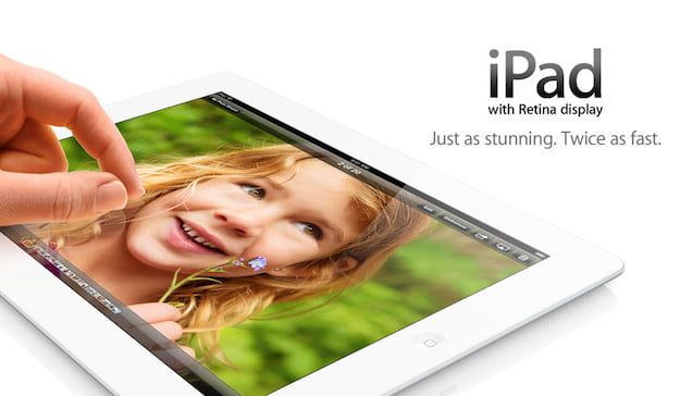 4th Gen iPad
