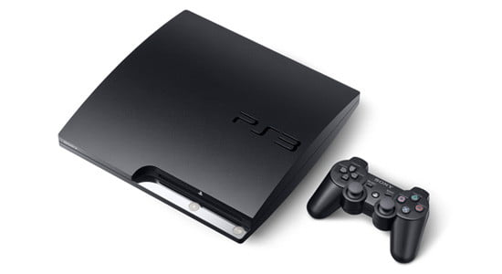 Playstation 3 Slim and Controller