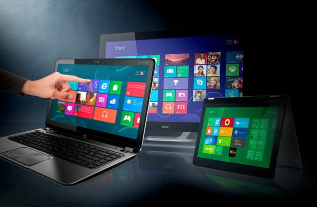 5 amazing things about Windows 8