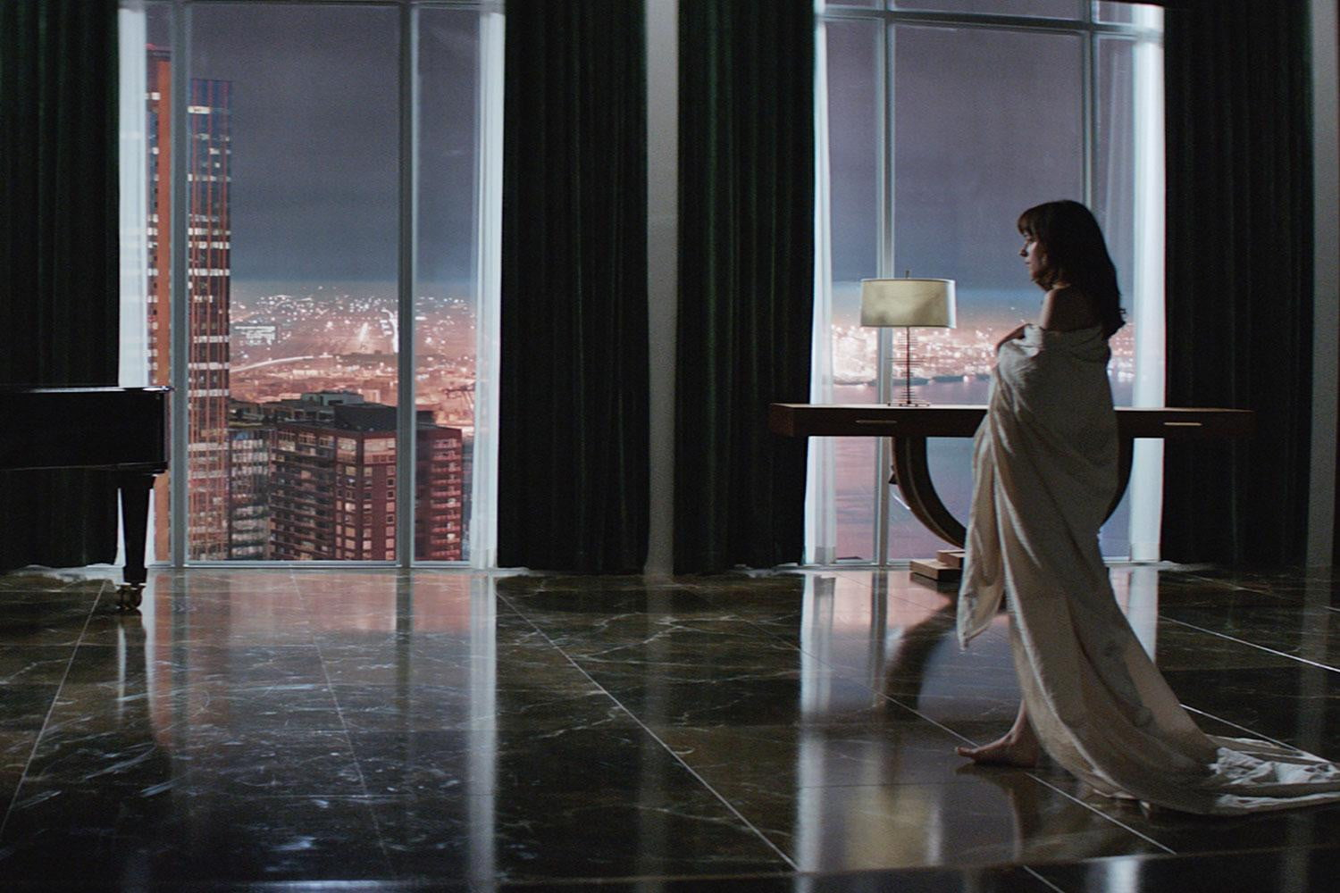 Fifty Shades Of Grey Movie Review  Laughable But Hot