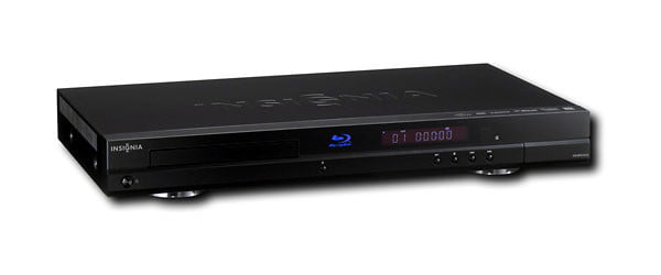 Insignia Connected Blu-ray Player