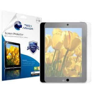 Tech Armor iPad Screen Protector