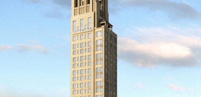 The tower at 520 Park Avenue. (Image © The Seventh Art via 520 Park Avenue)