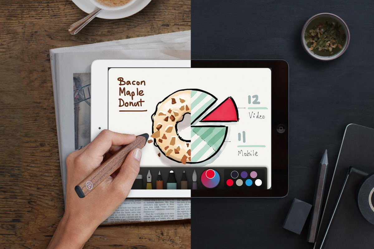 fiftythree launches mix for paper