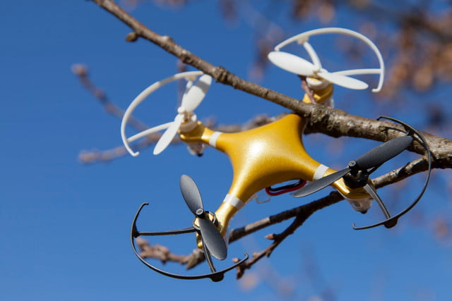 drone crashes caused by technical glitches  ml