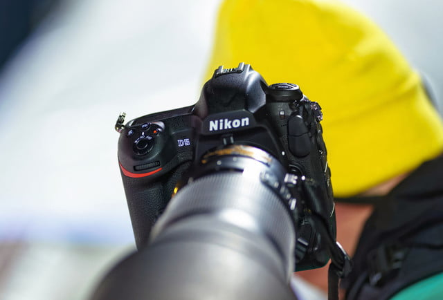 nikon d  firmware update extends recording time l