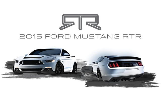 ford targeting youngsters drifter designed mustang rtr