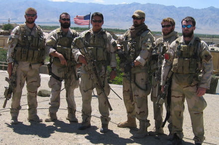 Lone Survivor SEAL Team 10 Marcus Luttrell