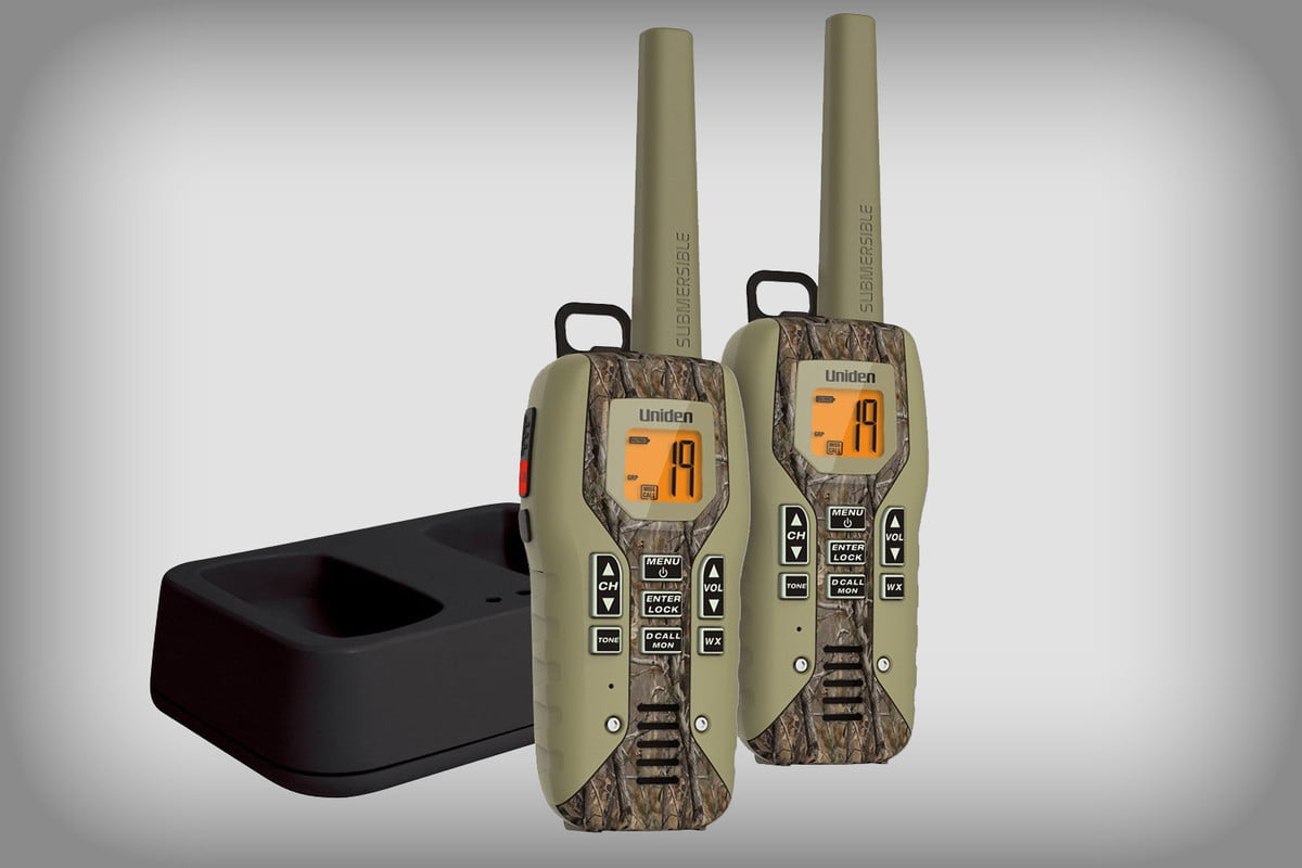 uniden gmr  ckhs two way radio deal c d b lal sl