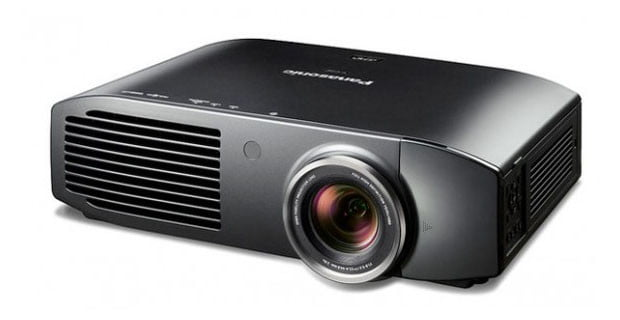 Panasonic PT-AE7000U 3d HD home theater projector