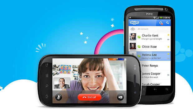 Skype 2.1 Android