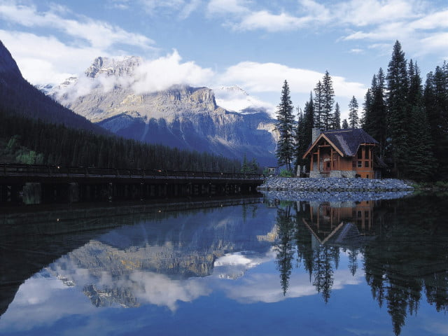6288-cabin-by-the-lake-wallpapers