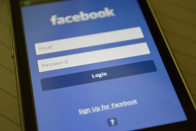 facebook account impersonation alert  on android