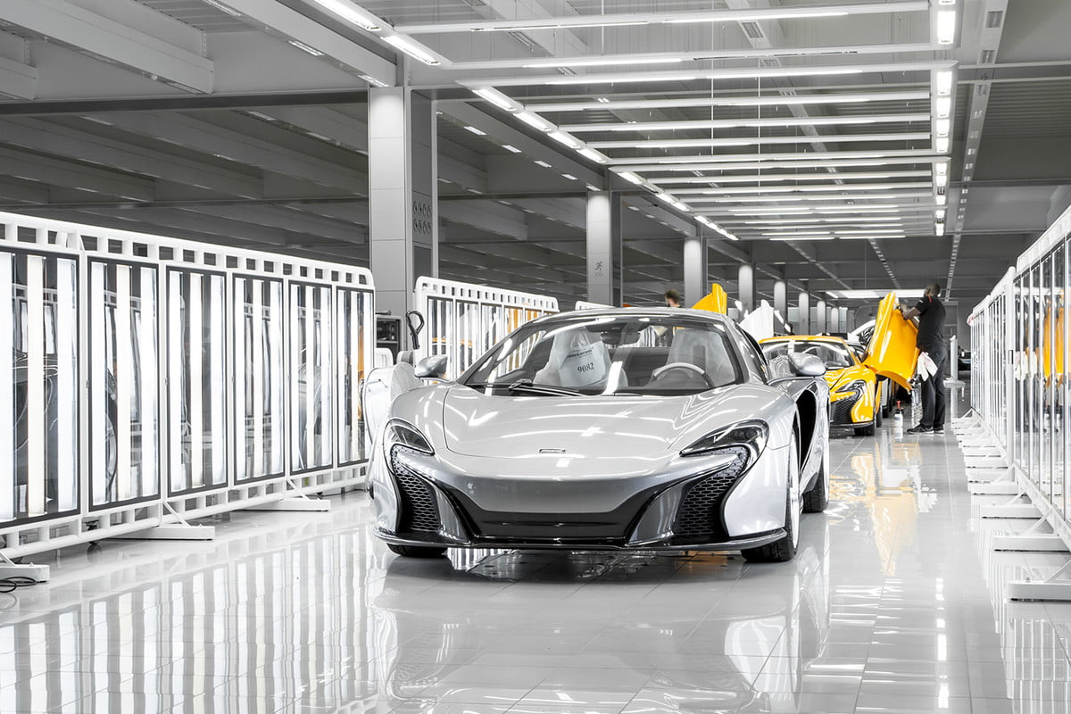 apple could buy mclaren news report quotes price
