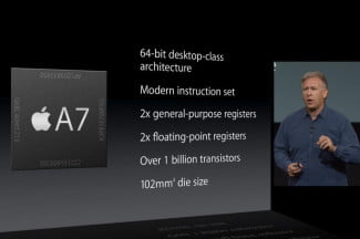 iPhone 5S Announcement