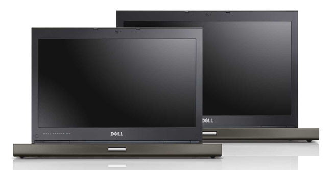 Dell Precision M4600 and M6600 mobile workstations