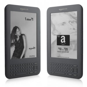 Amazon Kindle with Special Offers