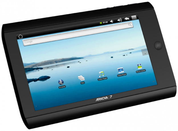 Arnova 7 Android tablet
