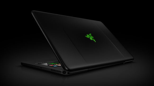 Razer Blade gaming notebook