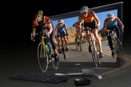 Sony Vaio L-series all-in-one (3d promo image)