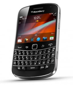 T-Mobile BlackBerry Bold 9900