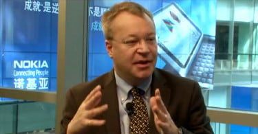 Nokia CEO Stephen Elop (May 2011)