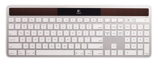 Logitech Wireless Solar Keyboard for Mac