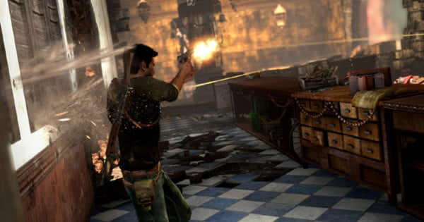 GDC Game of the Year: Uncharted 2