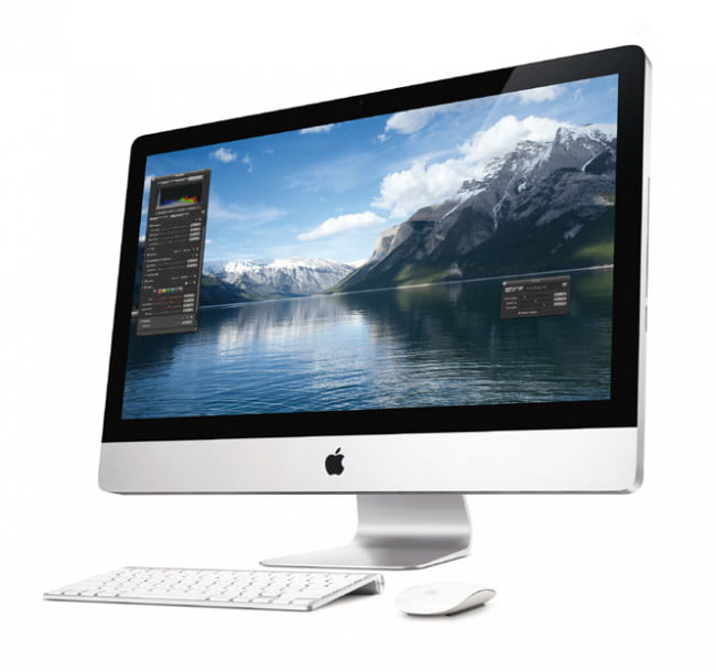 Apple iMac July 2010