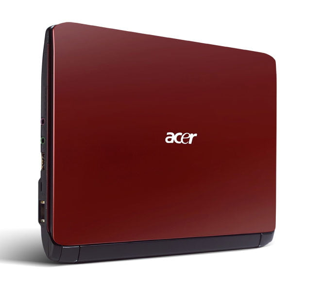 665 Aspire One 532h red