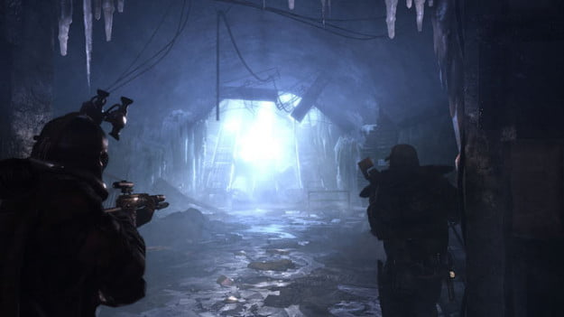 THQ Metro 2033 (screenshot)