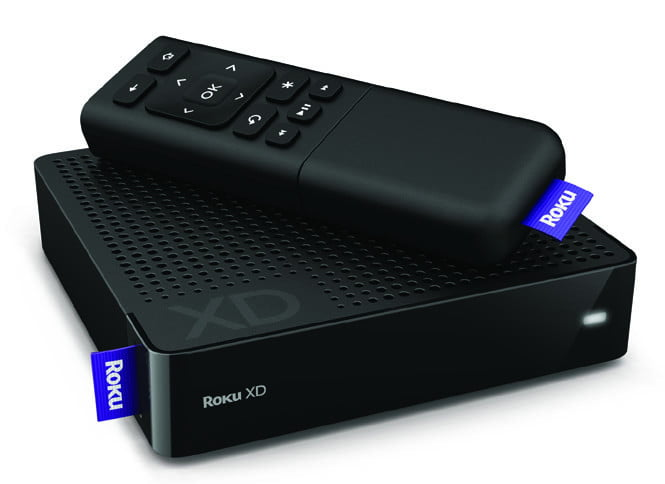 Roku XD with remote