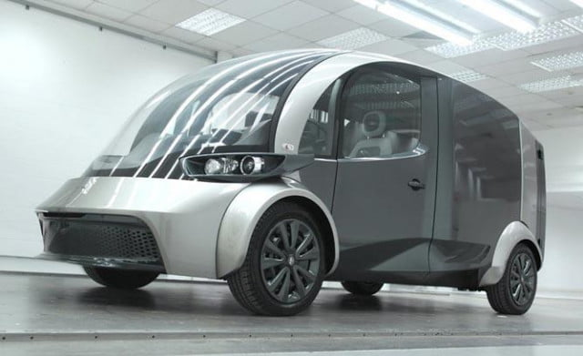 liberty deliver electric van prototype unveiled cars