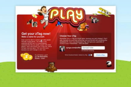 Zynga Play Project Z
