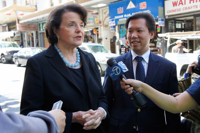 compliance with court orders act of  news dianne feinstein