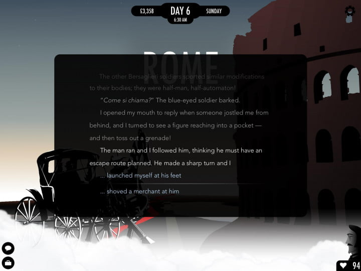 days review screenshot