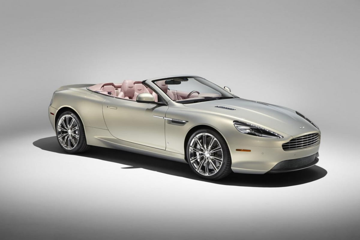 aston martin db  replacements name is up for debate volante