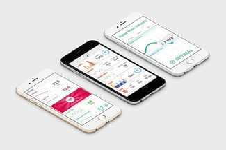 Withings Body Health Mate app