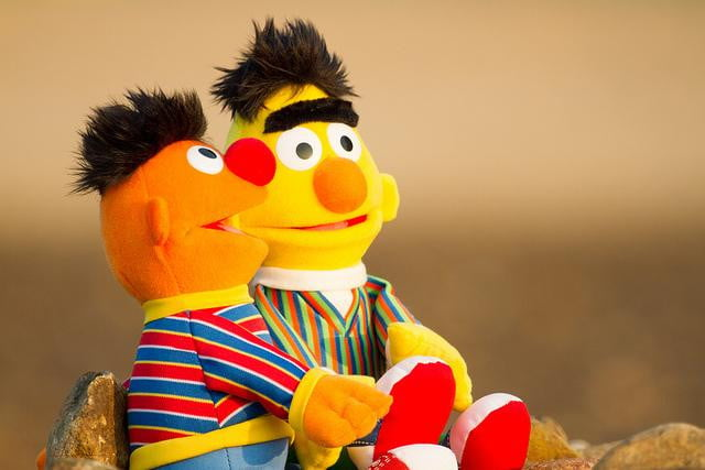 youtube kids app bashed for bert and ernie skit adult content