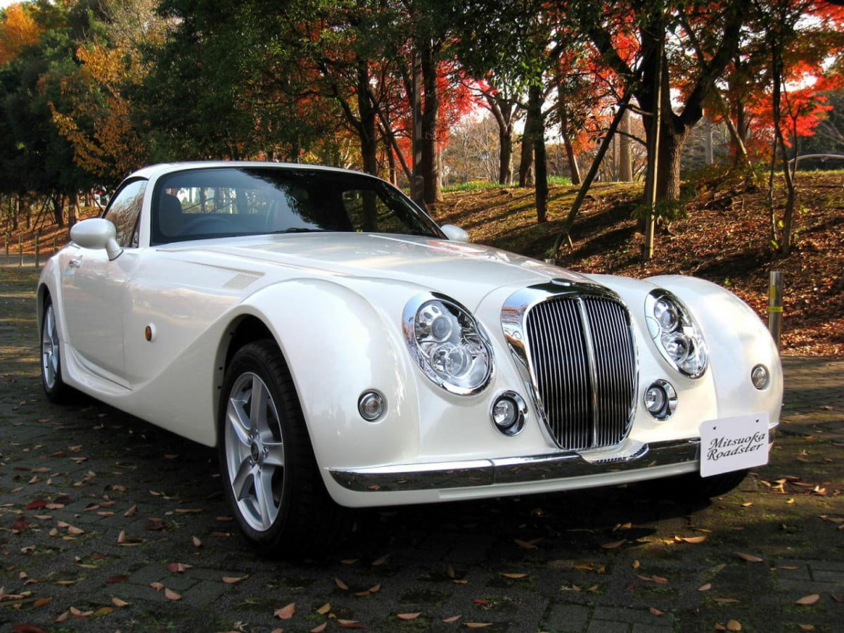 mitsuoka roadster pictures specs performance