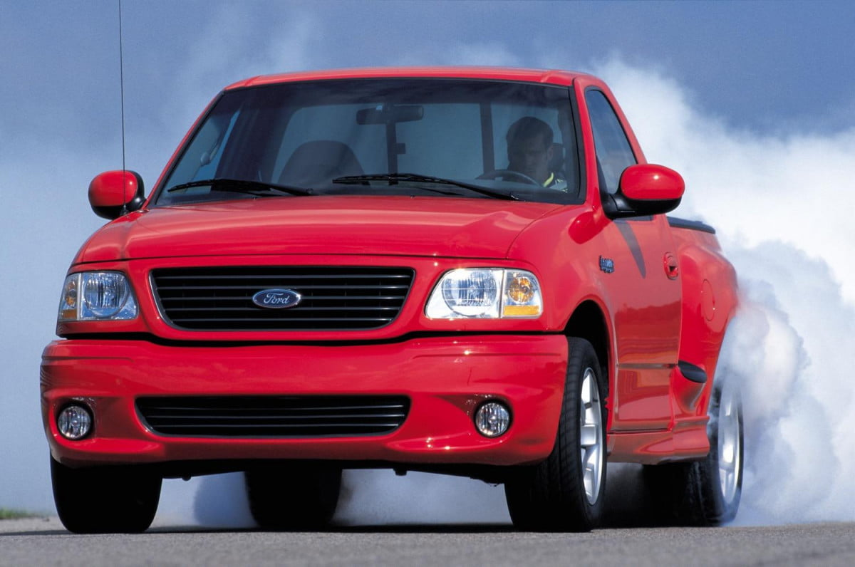 ford lightning to be part of performance product blitz  f svt