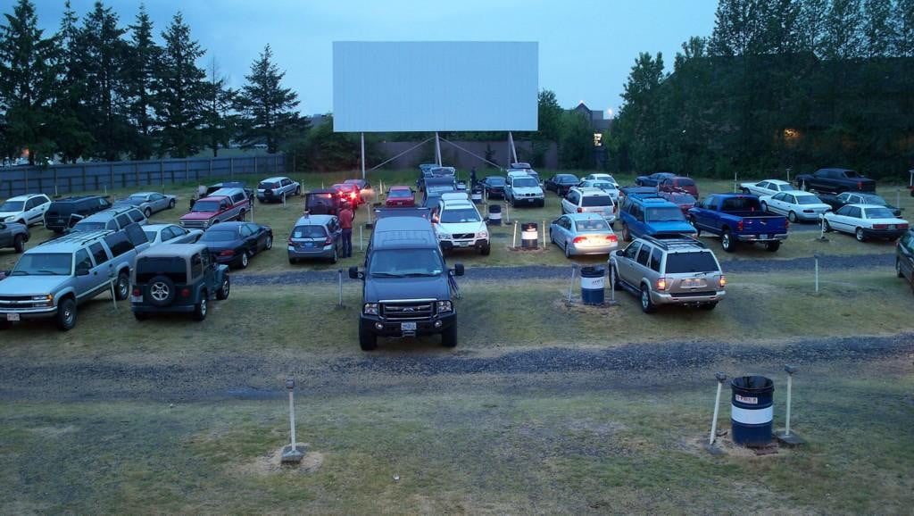 The 99W drive-in outside Portland, Oregon has been a family business for three generations.
