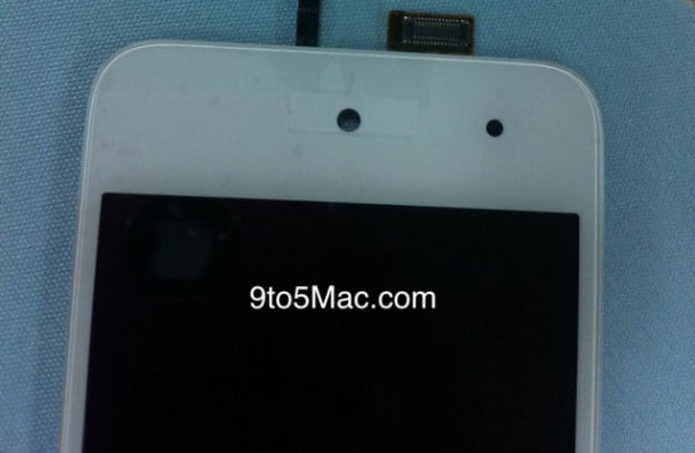 white ipod touch