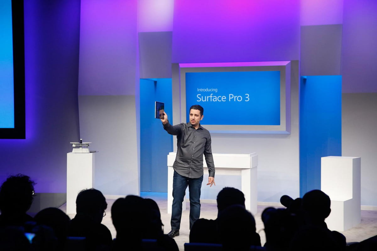 surface pro  the perfect device for fictional consumers panay