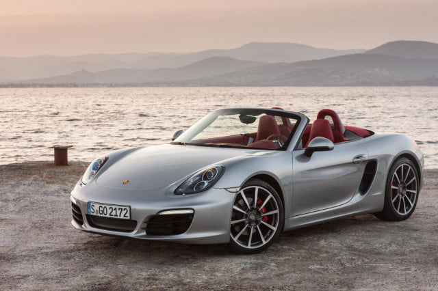 porsche reportedly developing sub boxster sports car  s