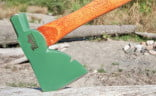 Trekking: The Half Hatchet lets you cut wood with class