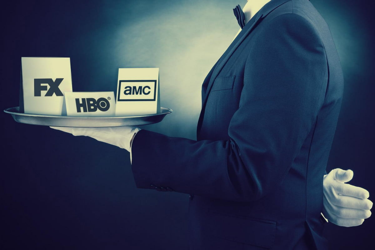 mad men and other shows wouldnt exist with a la carte cable