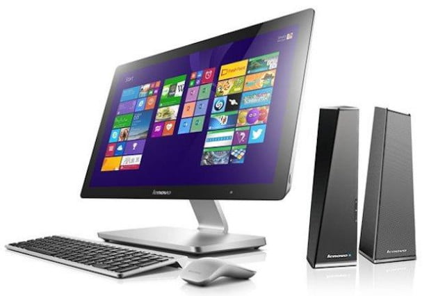 lenovo reveals  a all in one desktop release set for july intel nvidia with c