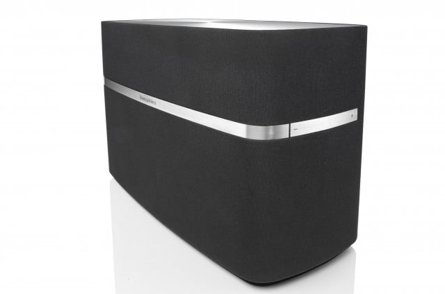a  angle beauty bowers and wilkins wireless speaker